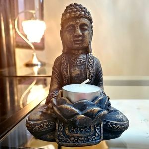 New Zen Votive Candle Holder